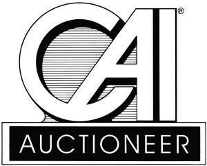 CAI auctioneer